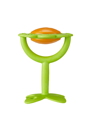 Picture of TEETHIN' SMART EZ GRIP TEETHER RATTLE - GREEN