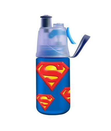 Picture of Kids ArcticSqueeze® Mist 'N Sip - 12oz. Superman