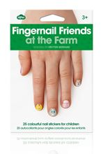 Picture of Fingernail Friends at the Farm