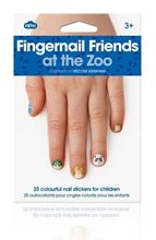 Picture of Fingernail Friends at the Zoo