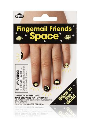 Picture of Fingernail Friends - Glow in the Dark
