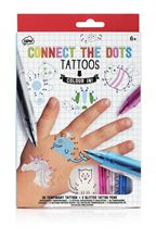 Picture of Connect The Dots Tattoos