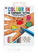 Picture of Colour in Tattoos
