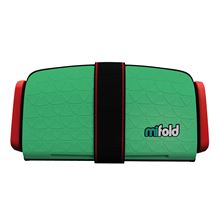 Picture of mifold Grab-n-Go Booster Car Seat in Green