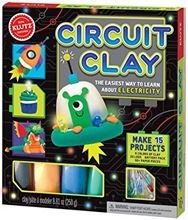 Picture of Klutz: Circuit Clay