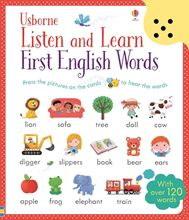 Picture of Listen and Learn First English Words