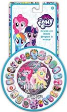 Picture of My Little Pony Press-On Nail Wheel