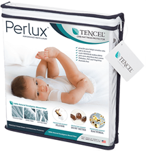 Picture of SafeRest Perlux TENCEL Luxury Crib Mattress Protector